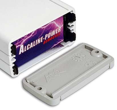 Tekal 1 aluminium prodotti contenitori per for Porta batteria 9v