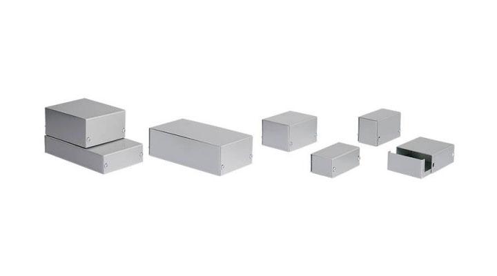 Aluminium  Prodotti  Contenitori per elettronica - Metallo
