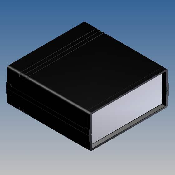 Cab  Front Panel  Prodotti  Contenitori per elettronica - Plastica