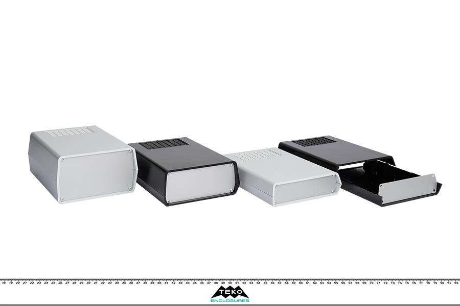 Kl Front Panel Prodotti Contenitori Per Elettronica Plastica