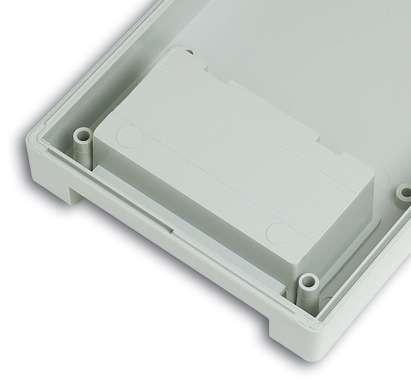 Tenclos flat handheld prodotti contenitori per for Porta batteria 9v