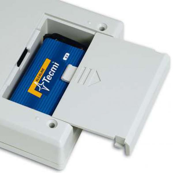 Tenclos slant slope handheld prodotti contenitori for Porta batteria 9v