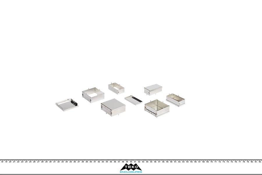 Pcb | Rf | Produkte | Elektronikgehäuse - Metall