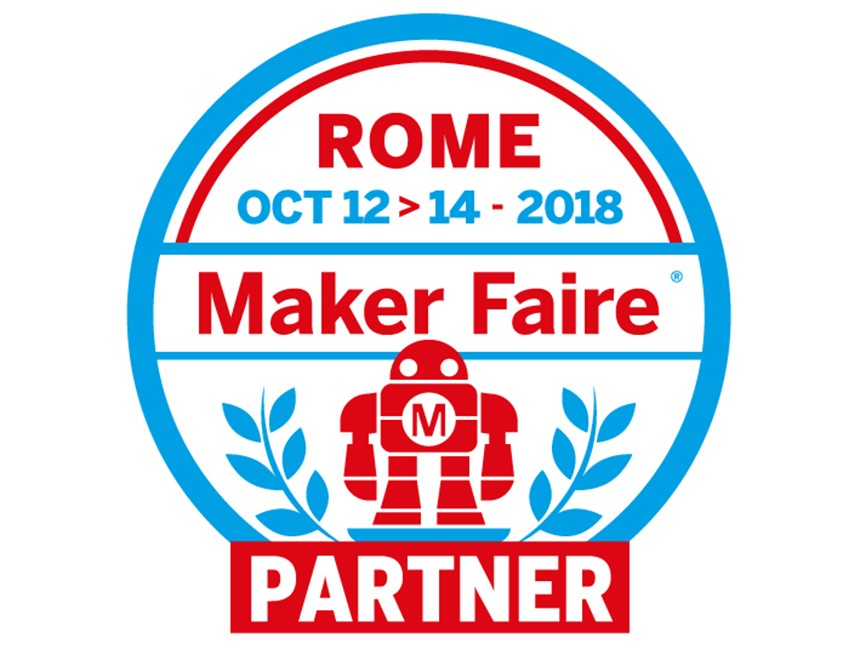 MAKER FAIRE 2018 - ROME 12-13-14 October 2018 -  Hall.8