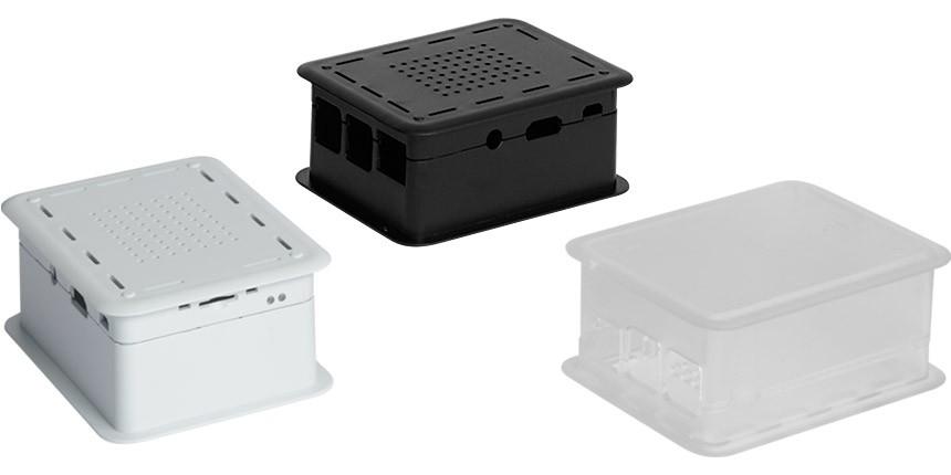 Contenitori per l'elettronica in plastica e metallo  Teko